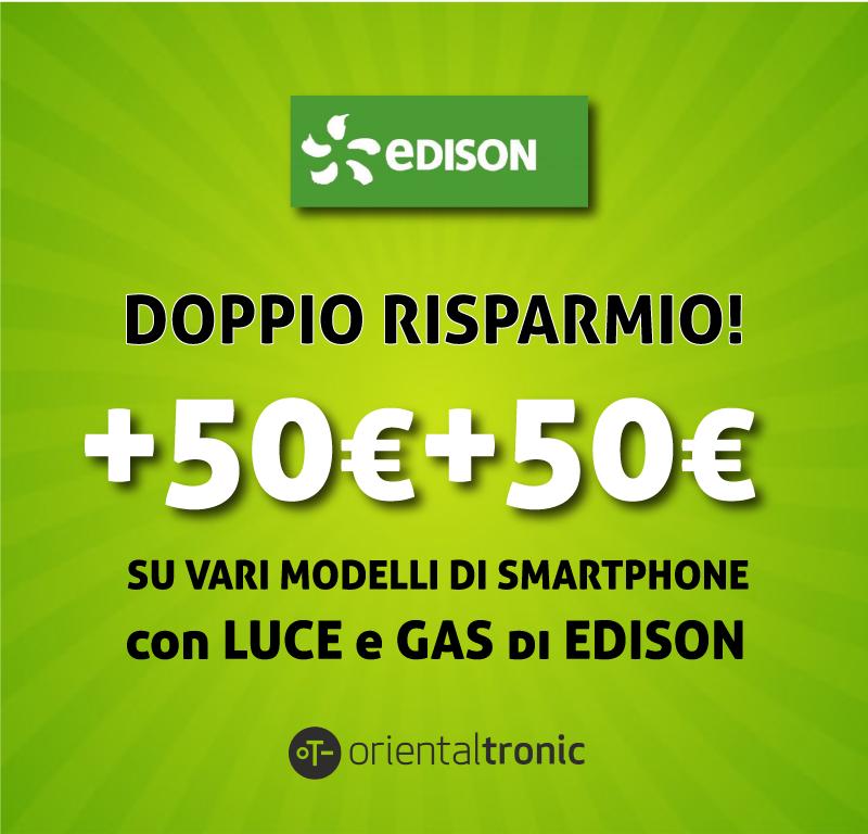 Edison promo smartphone